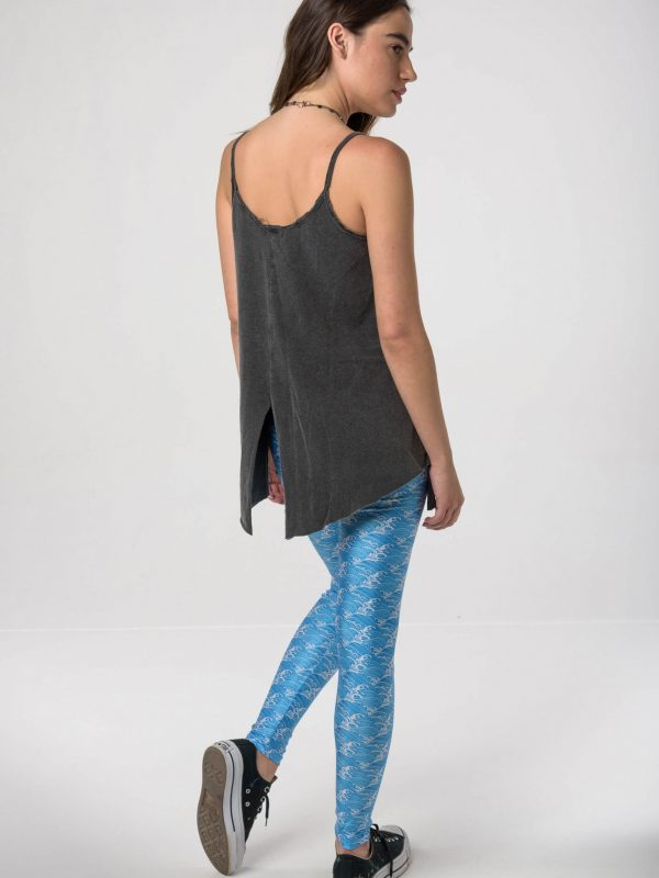Heartbeatink Waves Leggings / Libertee Patty strap top