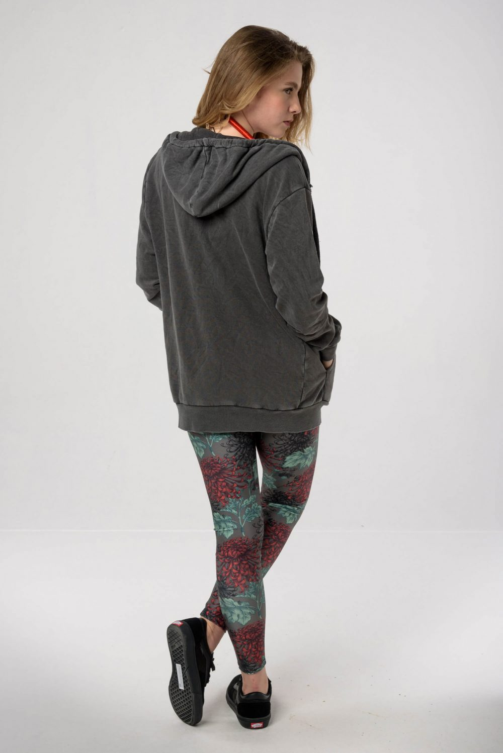 Endalaus Rock Blink hoodie / Heartbeatink Oriental leggings